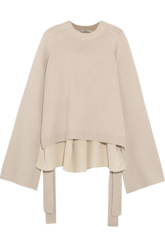 www-net-a-porter-comusenproduct751729tibisilk-paneled-cashmere-sweater