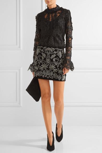 www-net-a-porter-comusenproduct771055alice_and_oliviaelana-embellished-velvet-mini-skirt